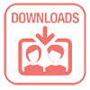 unlimited downloads icon